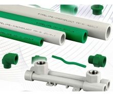 Труба полипропиленовая PipeLife PP-R PN20 25х4,2 мм зеленая