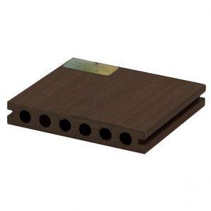 Терасна дошка Woodplast Legro Natural Ultra двошарова 138x23x2900 мм ipe