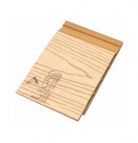 Фасадний профіль Woodplast Legro PRO 145х18х2200 мм Natural