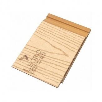 Фасадный профиль Woodplast Legro PRO 145х18х2200 мм Natural