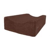 Лоток водостічний тротуарний 250х160х60 мм коричневий