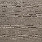 Керамогранит АТЕМ ANIT 0010 рельефный 600х600х9,5 мм слоновая кость