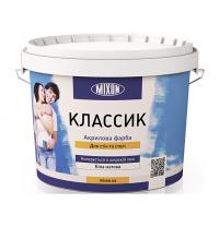 Акриловая краска Mixon Классик 10 л белый
