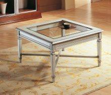 Кофейный столик со стеклянной столешницей. Особенности ухода