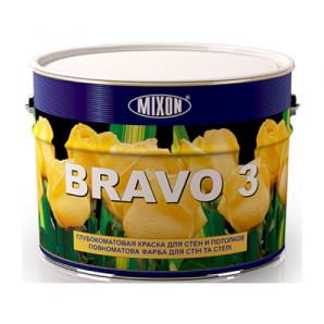 Фарба Mixon Bravo 3 10 л білий