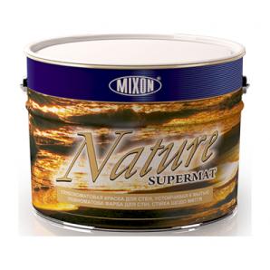 Фарба Mixon Nature Supermat 10 л білий
