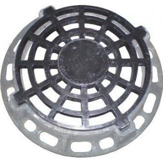 Дощоприймач чавунний ДК-1 120х860 мм (4.05)