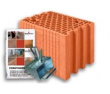 Керамический блок Porotherm 38 Profi 380x248x249 мм