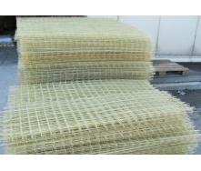 Сетка кладочная композитная стеклопластиковая Arvit 100х100х2 мм