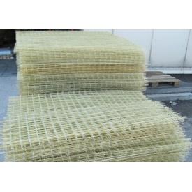 Сетка кладочная композитная стеклопластиковая Arvit 100х100х3 мм