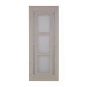 Дверное полотно STDM Constanta CS-3 800х2000х34 мм бьянка