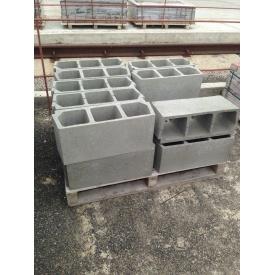 Блок перекрытия 600х250х250 мм
