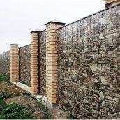 Профнастил под камень 1190/1150 мм 0,45 мм (Украина)