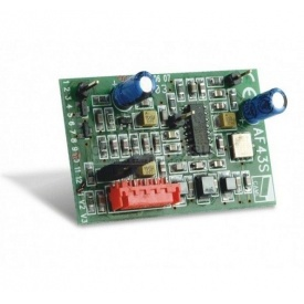 Приемник одноканальный CAME AF43TW для пультов серии TWIN Rolling Code с защитой 433,92 МГц