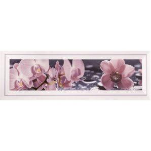 Плитка декоративная АТЕМ Florian 1 Orchid 300x100 мм