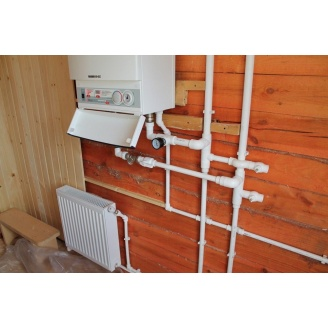 Проектирование теплого автономного отопления
