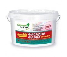 Фасадная краска VD-Ecostyle 10 л