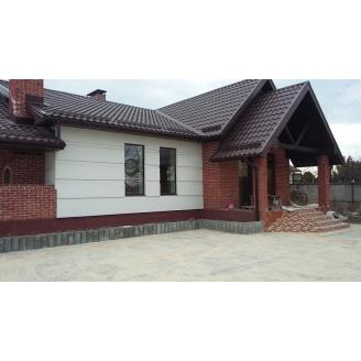 Создание типового проекта под строительство дома