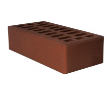 Кирпич керамический облицовочный Prokeram М 150 250х120х65 мм шоколадный