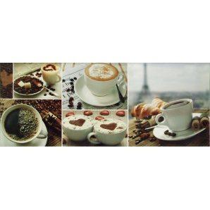Плитка АТЕМ Home 1 Coffee Heart 200х500х8 мм