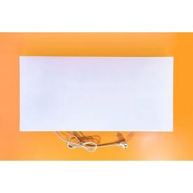 Стеклянный инфракрасный обогреватель Sun Way SWG-450 430 Вт белый