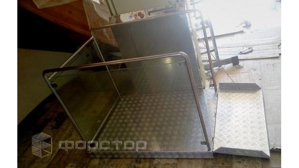 Лифт для инвалида в частный дом