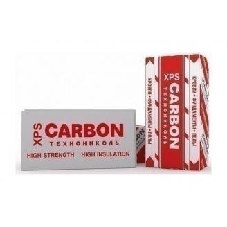 Пенополистирол экструдированный XPS ТехноНИКОЛЬ CARBON PROF 300 RF L 1180х580х50 мм