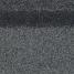 Гребнево-карнизна черепиця Shinglas 250х1000 мм сірий мікс