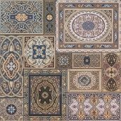 Плитка напольная АТЕМ Aladdin B 400x400х8,5 мм