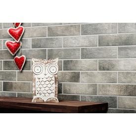 Фасадний декор термопанель Royal Fasade з клінкерної плиткою Cerrad 1016х600х30 мм Loft Brick Pepper