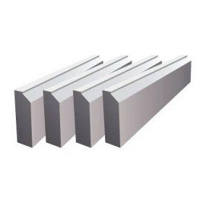 Поребрик ЕКО 650х150х50 мм білий