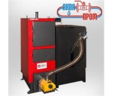 Котел твердотопливный длительного горения пеллетный Altep КТ-2-Е-PG 95 кВт