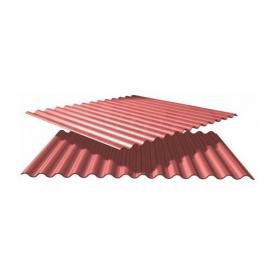 Профнастил покрівельний PSM-Profile H-19R червоний