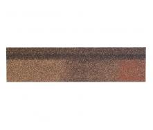 Гребенево-карнизна черепиця Shinglas 250х1000 мм корида