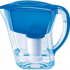 Фильтр-кувшин Аквафор Лаки для отчистки воды 300 л синий