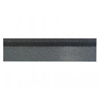 Коньково-карнизная черепица Shinglas 250х1000 мм ниагара