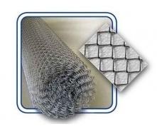 Сетка-рабица Индастри 60x60x1,5 мм 10x2,0 м