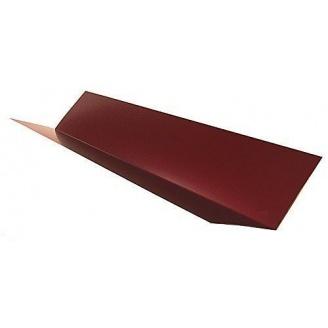 Планка стыка прямая Индастри Конек К-4 138 мм