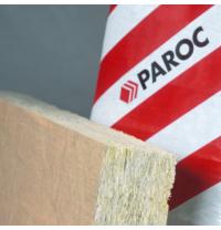 Теплоизоляция Paroc WAS 35 1200x600x30 мм