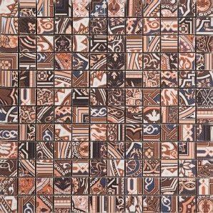 Мозаїка АТЕМ Aladdin Pattern B M2 298х298 мм