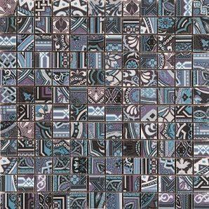 Мозаїка АТЕМ Aladdin Pattern BL M2 298х298 мм