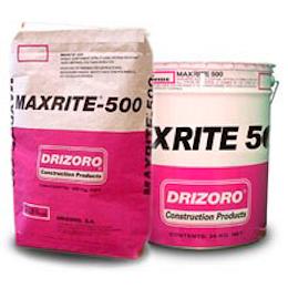 Безусадочный ремонтный материал Drizoro MAXRITE 500 40 мин 25 кг