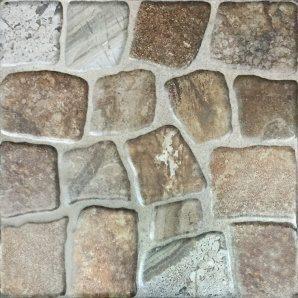 Плитка підлогова АТЕМ Tuluz GR 300х300х7,5 мм