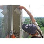 Шпаклівка зовнішніх укосів вікон
