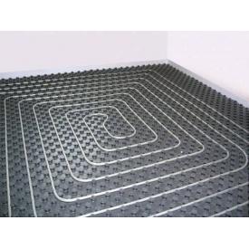 Укладання утеплювача теплої підлоги
