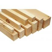 Брус дерев'яний під замовлення 1 м3
