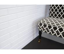 Фасадная клинкерная плитка Cerrad Foggia Bianco 6,5x24,5 см