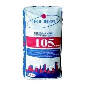 Клеевая смесь POLIREM 105 25 кг