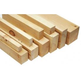 Брус деревянный под заказ 1 м3