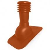 Вентиляционный выход KRONOPLAST KPG для битумной черепицы и мягких покрытий